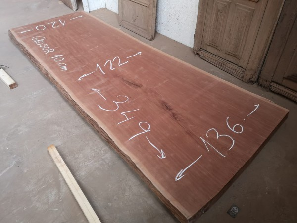 Mesas Madera de Sipo 030