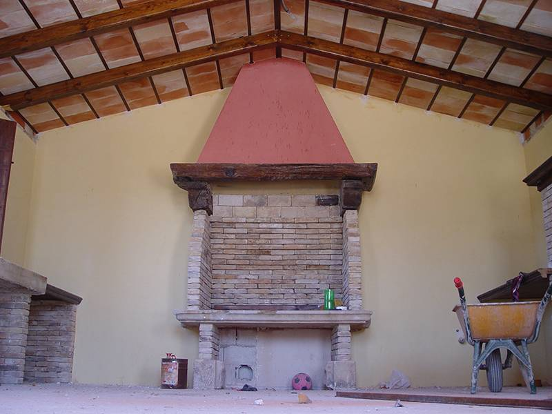 Trabajos realizados en barbacoas y cenadores por Showroom-home