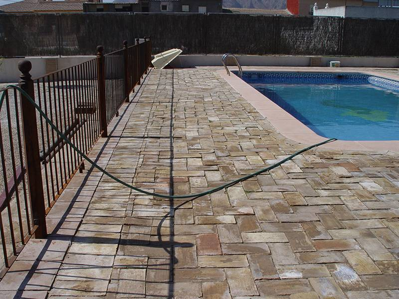 Trabajos realizados en piscinas por Showroom-home